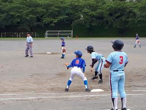 町田市団地野球大会